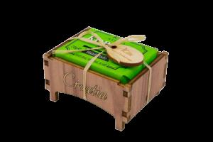 Drvena kutijica kopriva