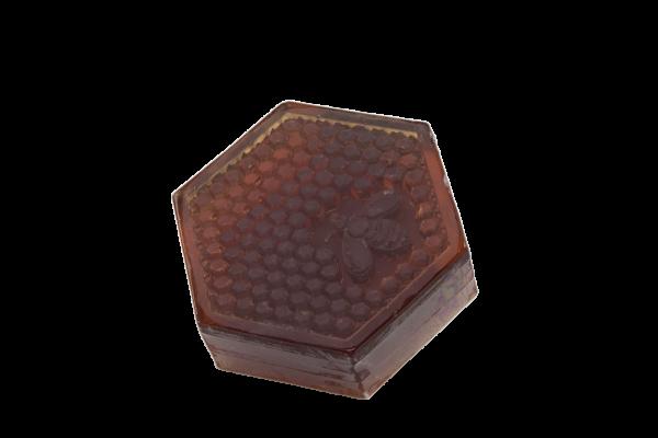 saće med