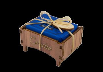 Drvena kutijica borovnica