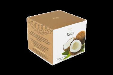 Krema kokos vitalnost, elastičnost i glatkoću