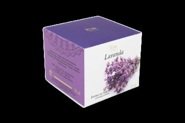 Krema Lavanda-specifičan, ugodan i umirujuć miris