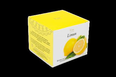 Krema limun- potiče regeneraciju kože