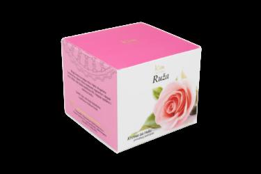 Krema ruža-hidratizira i zadržava vlažnost